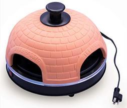 "Pizzarette – ""The World's Funnest Pizza Oven"" – 6"