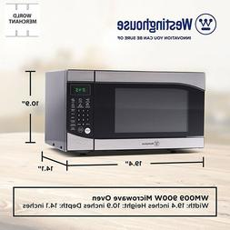 Popcorn Microwave Oven Small Westinghouse Countertop Stainle