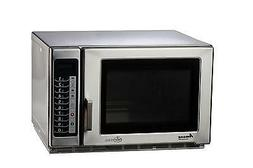 Amana RFS18TS 1800W Stainless Microwave Oven 1.2 Cu.ft Mediu