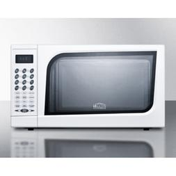 Summit SM901WH Microwave, Black