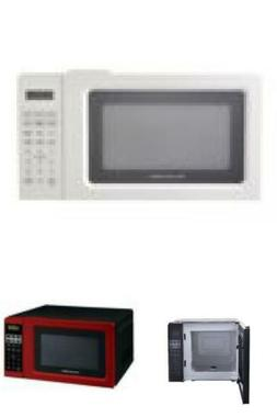 small table top digital microwave oven 0