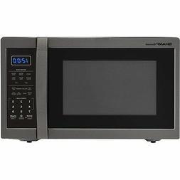"""Sharp SMC1452CH 1.4 Cu Ft 1000w Microwave W/ 12.4"""" Turntable"""