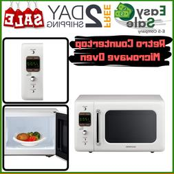 Ess Microwave Oven Counter Top Led Display Kitchen Cooking M