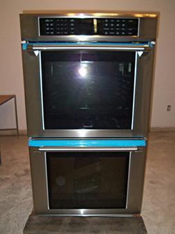 """Thermador 30"""" Pro Stainless Steel Double Wall Oven ME302JP"""
