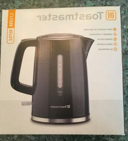 Toastmaster TM-796KECB Electric Kettle 1.7 Liters Black