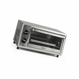 Toaster Oven 10 Liter/4 Slice Capacity Stainless Steel