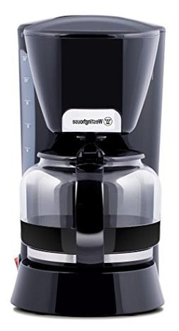 Westinghouse WDC201B 12-Cup Counter Top Coffee Maker, Black