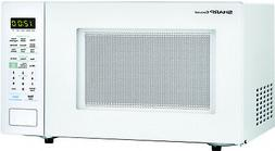 White Medium Microwave 1.4 Cu. Ft. 1000 Watts Home kitchen O