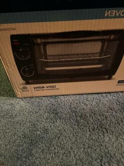 Westinghouse WTO1010B 4-Slice Toaster Oven, 10-Liter, 14.57X